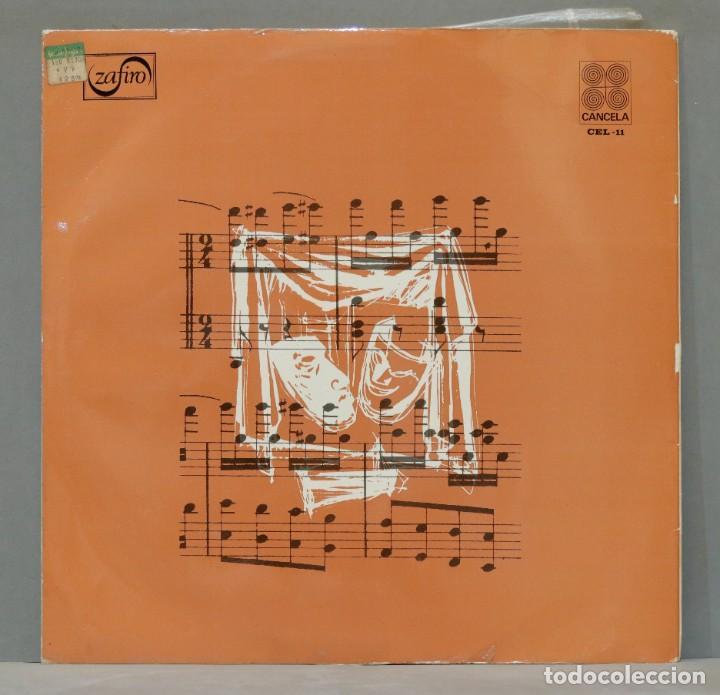 Discos de vinilo: LP. EL LAGO DE LOS CISNES. TCHAIKOVSKY. MARCHA HUNGARA. BERLIOZ. MUSSORGSKY. BORODIN - Foto 2 - 288358178