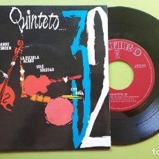 Discos de vinilo: QUINTETO 32 - DANKE SHOEN +3 - Z E 503 - 1963 - COMPRA MÍNIMA 3 EUROS. Lote 288358263