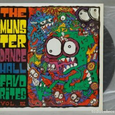 Discos de vinilo: LP. THE MUNSTER. DANCE HALL FAVORITES. VOL IV. Lote 288358403