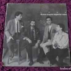 """Discos de vinilo: KETAMA – LOKO ,VINYL 7"""" SINGLE 1990 SPAIN KETAMA 1 PROMO. Lote 288359268"""