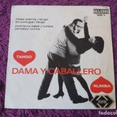 """Discos de vinilo: MAX GREGER – DAMA Y CABALLERO ,VINYL 7"""" EP 1965 SPAIN 10028 B. Lote 288362008"""
