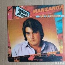 Dischi in vinile: MANZANITA - POR TU AUSENCIA SINGLE 1981. Lote 288363373