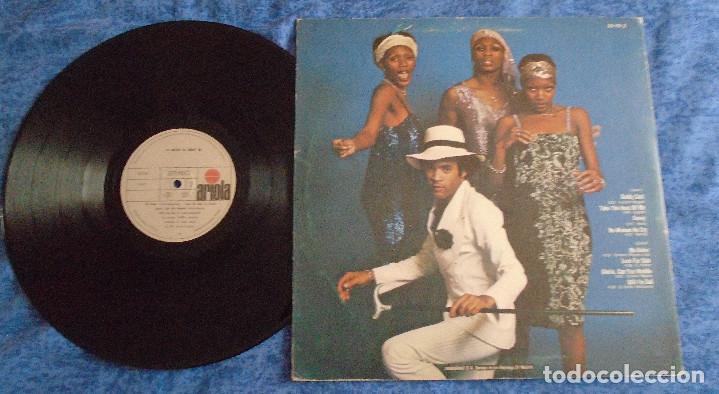 Discos de vinilo: BONEY M SPAIN LP 1977 LO MEJOR DE BONEY M ELECTRONIC POP DISCO FUNK SOUL RECOPILACION GRANDES EXITOS - Foto 2 - 288220883