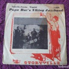 "Discos de vinilo: PAPA BUE'S VIKING JAZZBAND – SCHLAFE MEIN PRINZCHEN, VINYL 7"" SINGLE 1960 GERMANY A 45018. Lote 288364153"
