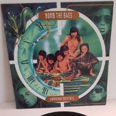 Discos de vinilo: BOMB THE BASS - UNKNOWN TERRITORY. Lote 288366338