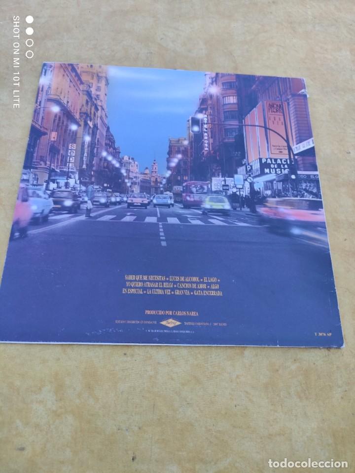 Discos de vinilo: LP. ORIGINAL ANTONIO FLORES - GRAN VÍA - SELLO TWINS T 3076 SP. AÑO 1988. COMPLETO CON LETRAS - Foto 5 - 288371798