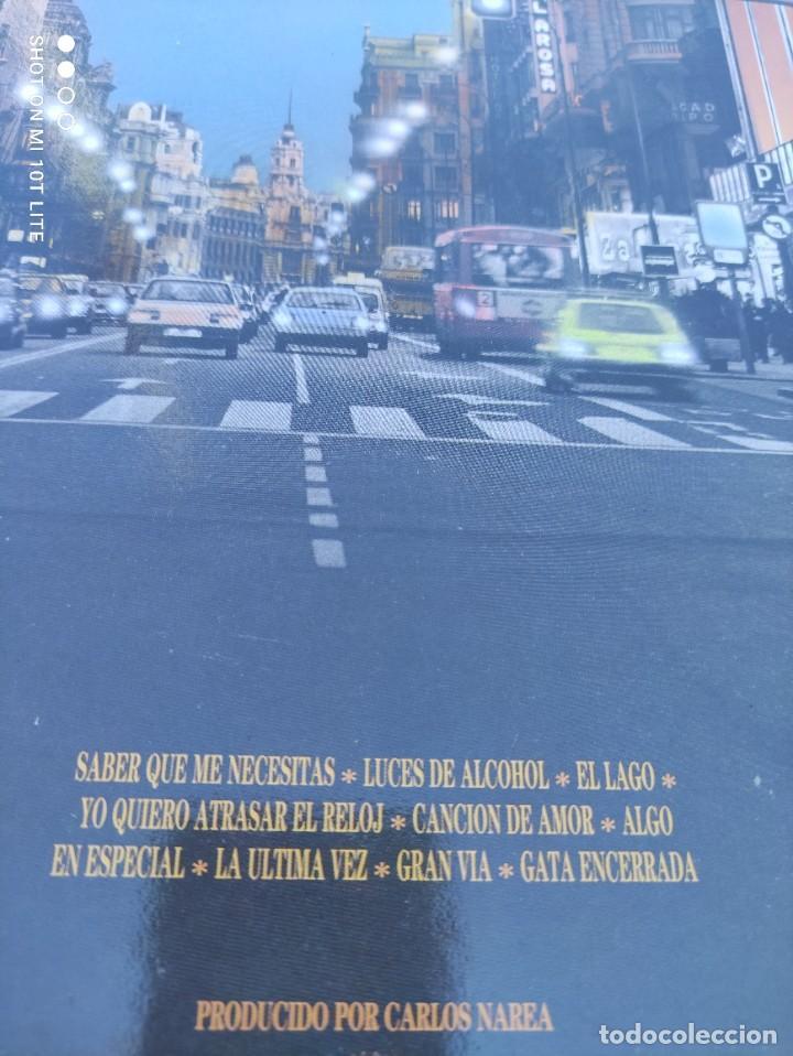 Discos de vinilo: LP. ORIGINAL ANTONIO FLORES - GRAN VÍA - SELLO TWINS T 3076 SP. AÑO 1988. COMPLETO CON LETRAS - Foto 6 - 288371798