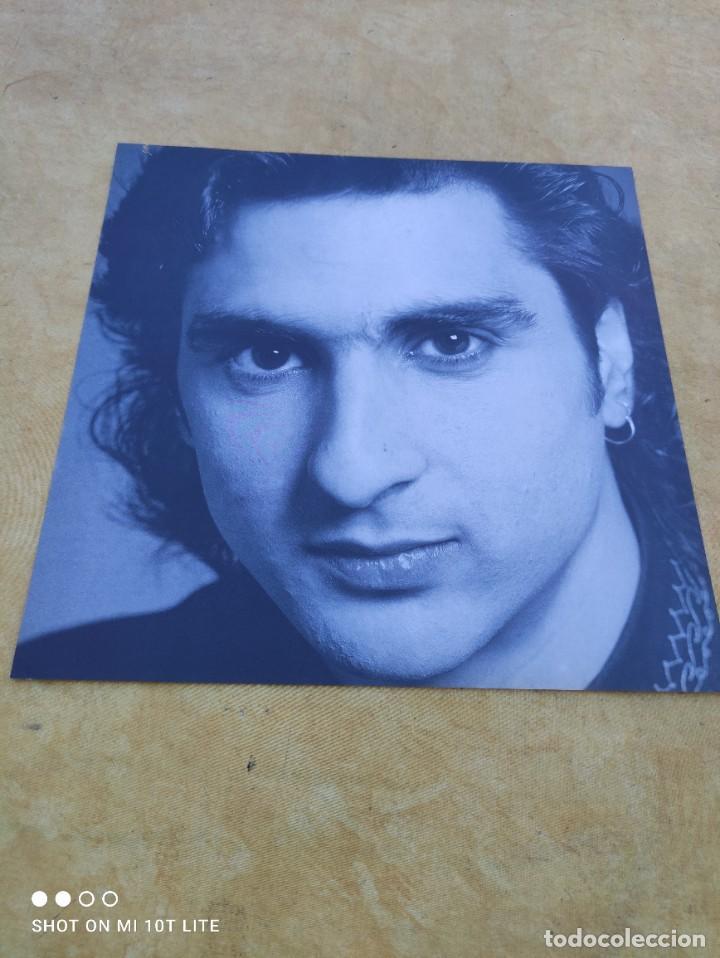 Discos de vinilo: LP. ORIGINAL ANTONIO FLORES - GRAN VÍA - SELLO TWINS T 3076 SP. AÑO 1988. COMPLETO CON LETRAS - Foto 7 - 288371798