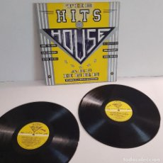 Discos de vinilo: THE HITS OF HOUSE - ARE HERE. Lote 288375653