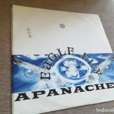 Discos de vinilo: APANACHEE-EAGLE FLY. MAXI GERMANY. Lote 288375753