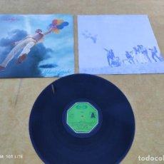 Discos de vinilo: LP ORIGINAL. HILARIO CAMACHO - SUBIR SUBIR - SELLO MOVIEPLAY 17.3580/0.AÑO 1983.COMPLETO CON LETRAS. Lote 288375763