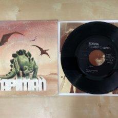 "Discos de vinilo: TAPIMAN - LOVE COUNTRY / WALKING ALL ALONG THE LIFE - SINGLE 7"" - 1971 SPAIN - INCLUYE ENCARTE. Lote 288376543"