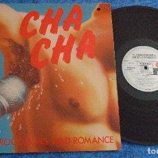 Discos de vinilo: HERMAN BROOD AND HIS WILD ROMANCE HOLANDA LP 1978 CHA CHA LIVE NEW WAVE ROCK POWER POP IMPORTACION !. Lote 288381448