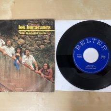 """Discos de vinilo: LOS HURACANES - HELLO BUDDY / LA GORDA - SINGLE 7"""" - SPAIN 1971. Lote 288382008"""