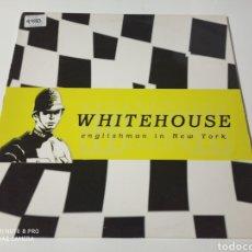 Discos de vinilo: WHITEHOUSE (- ENGLISHMAN IN NEW YORK. Lote 288366348