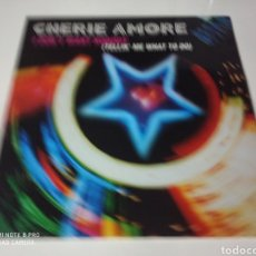 """Discos de vinilo: CHERIE AMORE - I DON'T WANT NOBODY (TELLIN' ME WHAT TO DO) (12""""). Lote 288368628"""
