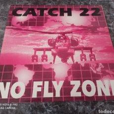 """Discos de vinilo: CATCH 22 (14) - NO FLY ZONE (12""""). Lote 288370933"""