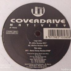 """Discos de vinilo: COVERDRIVE - NATIVITY (12""""). Lote 288375323"""