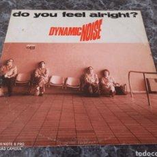 "Discos de vinilo: DYNAMIC NOISE - DO YOU FEEL ALRIGHT? (12""). Lote 288377838"