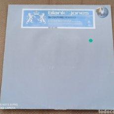 "Discos de vinilo: BLANK & JONES - DJ CULTURE (REMIXES) (12""). Lote 288381733"