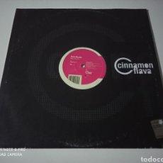 """Discos de vinilo: MARK MENDES - WORK (THE E.P.) (12"""", EP). Lote 288382348"""