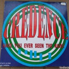 "Discos de vinilo: CREDENCE - HAVE YOU EVER SEEN THE RAIN (12""). Lote 288384383"