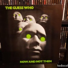 Discos de vinilo: THE GUESS WHO - NOW AND NOT THEN. Lote 288385603
