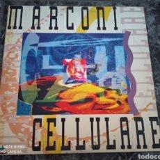 """Discos de vinilo: MARCONI - CELLULARE (12"""", MAXI). Lote 288387578"""