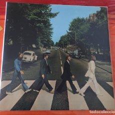 """Discos de vinilo: BEATLES """"ABBEY ROAD"""", LP REEDICIÓN EU, REMASTER DE 2012. Lote 288387893"""