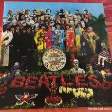 "Discos de vinilo: BEATLES ""SGT PEPPERS LONELY HEARTS CLUB BAND"", LP REMASTER EU 2012. Lote 288388438"