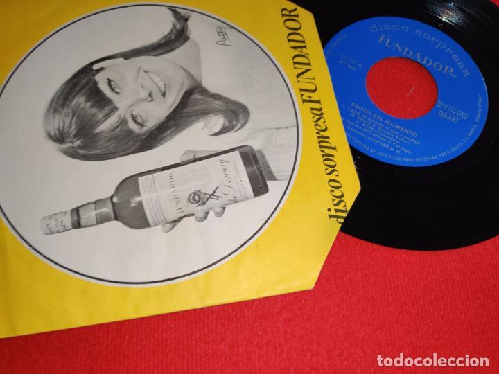 CONJUNTO VOCAL LOS H.H. EXITOS DEL MOMENTO.CAPRI SE ACABO/AYER/EL SANTO +1 EP 1966 FUNDADOR 10.101 (Música - Discos de Vinilo - EPs - Grupos Españoles 50 y 60)
