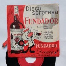 Discos de vinilo: DISCO SORPRESA FUNDADOR LA YENKA. Lote 288393438