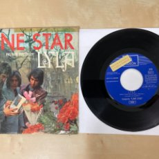 "Discos de vinilo: LONE STAR - NO NOT MY BABY / LYLA - SINGLE 7"" - SPAIN 1970 - PROMO. Lote 288393798"