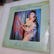 Discos de vinilo: ALASKA Y DINARAMA - NO ES PECADO. Lote 288395048