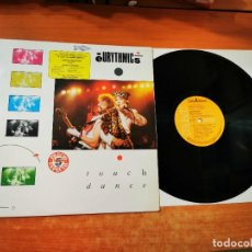 Discos de vinilo: EURYTHMICS TOUCH DANCE LP VINILO DEL AÑO 1984 RCA ESPAÑA ANNIE LENNOX CONTIENE 7 TEMAS. Lote 288395128