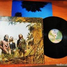 Discos de vinilo: AMERICA HAT TRICK LP VINILO DEL AÑO 1973 ITALIA CON ENCARTE CONTIENE 11 TEMAS. Lote 288395423