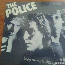 Discos de vinilo: POLICE - REGGATTA DE BLANC **************** LP EDICIÓN ESPAÑOLA 1979 GRAN ESTADO!. Lote 288398883