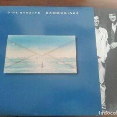 Discos de vinilo: DIRE STRAITS - COMMUNIQUÉ **************** LP EDICIÓNFRANCESA 1979 GRAN ESTADO!. Lote 288399023