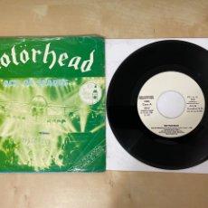 "Discos de vinilo: MOTORHEAD - ACE OF SPADES + 1 - SINGLE 7"" SPAIN 1981. Lote 288407328"