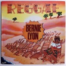 Discos de vinilo: BERNIE LYON – REGGAE - LP SPAIN 1980. Lote 288435178