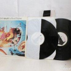 Disques de vinyle: DIRESTRAITS --ALCHEMY-LIVE --2LP--1984--MADRID--VERTIGO--FONOGRAM-. Lote 288437018