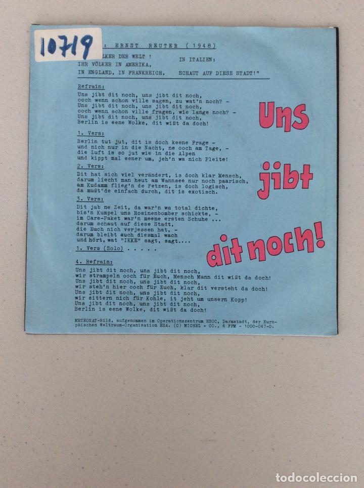 Discos de vinilo: Ikke & Band. Uns jibt dit noch! Bunte Bälle - Foto 2 - 288441963