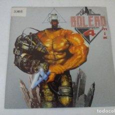 Discos de vinilo: BOLERO MIX 4/SINGLE PROMOCIONAL.. Lote 288442008