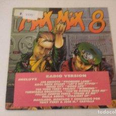 Discos de vinilo: MAX MIX 8/SINGLE PROMOCIONAL.. Lote 288442378