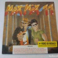 Discos de vinilo: MAX MIX 11/SINGLE PROMOCIONAL.. Lote 288442843