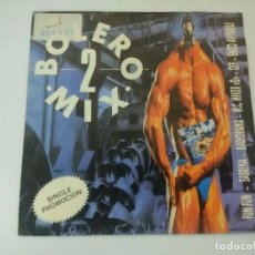 Discos de vinil: BOLERO MIX 2/SINGLE PROMOCIONAL.. Lote 288444053