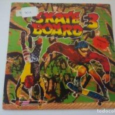 Discos de vinilo: SKATE BOARD 3/SINGLE PROMOCIONAL.. Lote 288444473
