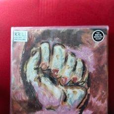 Discos de vinilo: KRILL 'A DISTANT FIST UNCLENCHING' LP. Lote 288444618