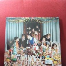 Discos de vinilo: PINKY PINKY 'TURKEY DINNER' LP NUEVO!. Lote 288446678