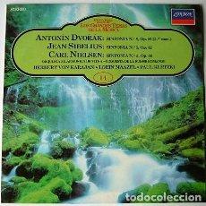 Discos de vinilo: LOS GRANDES TEMAS DE LA MÚSICA 14. Lote 288448713